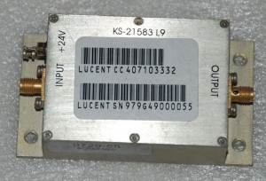 Lucent 850 Mhz - 890 Mhz pre-amp