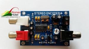 Stereocoder voor 35cm zender