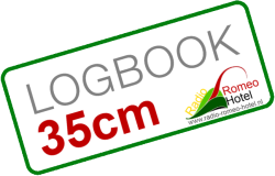 35cm logboek