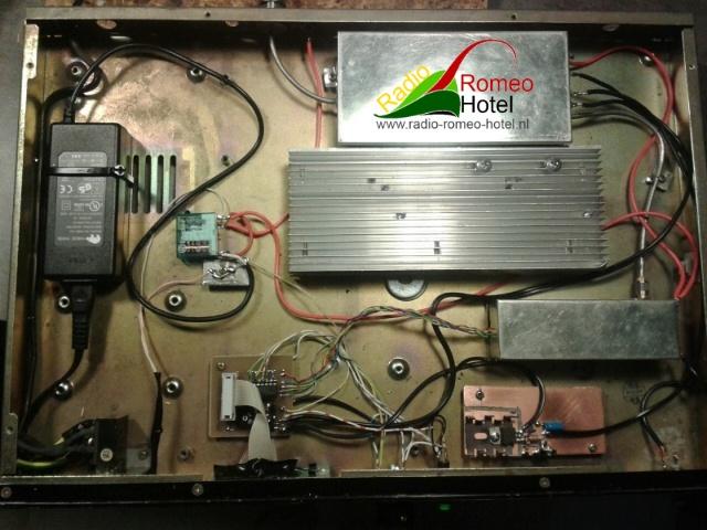 Basement DX-DHA stuurzender 5Watt