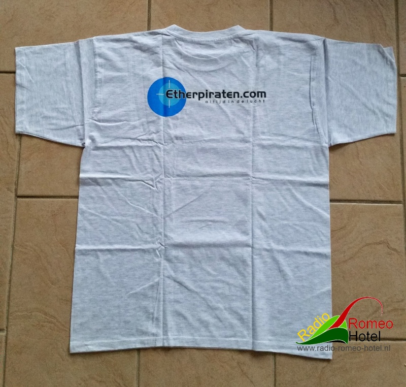 Etherpiraten.com T-shirt