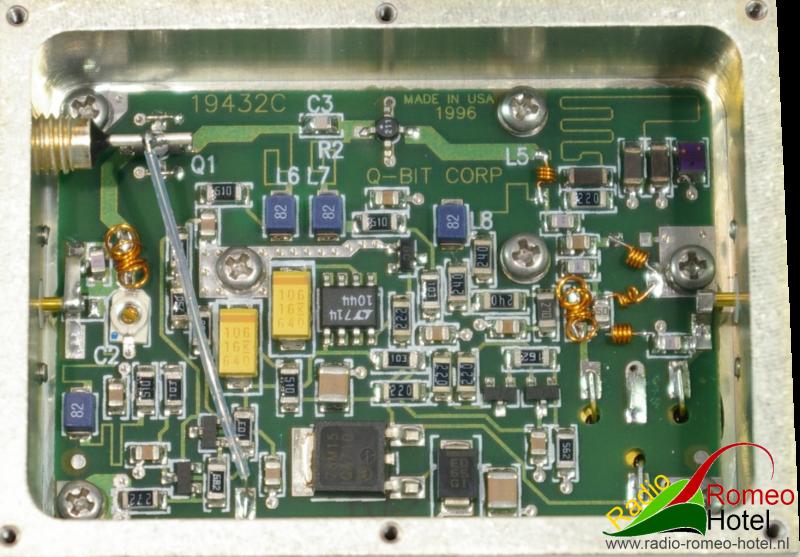 PreAmplifier 750-850Mhz