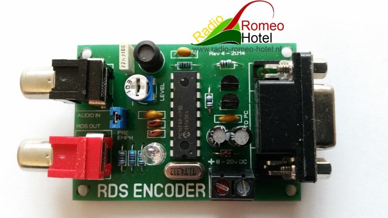 RDSencoder voor 35cm zender