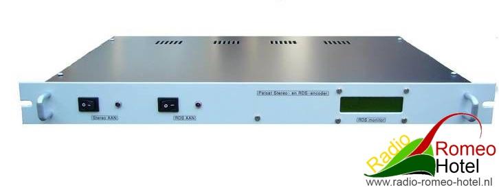 Patsat Stereo en RDS
