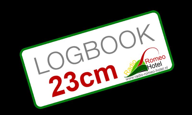 23cm logboek