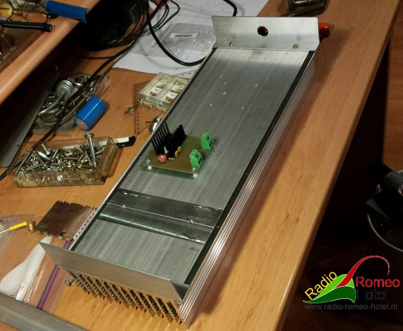 35cm amplifier met 225watt