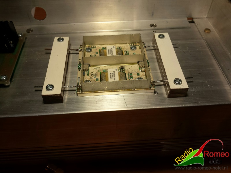 35cm amplifier met 225watt module