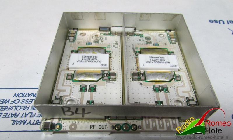 35cm Wideband Amplifier eindtrap