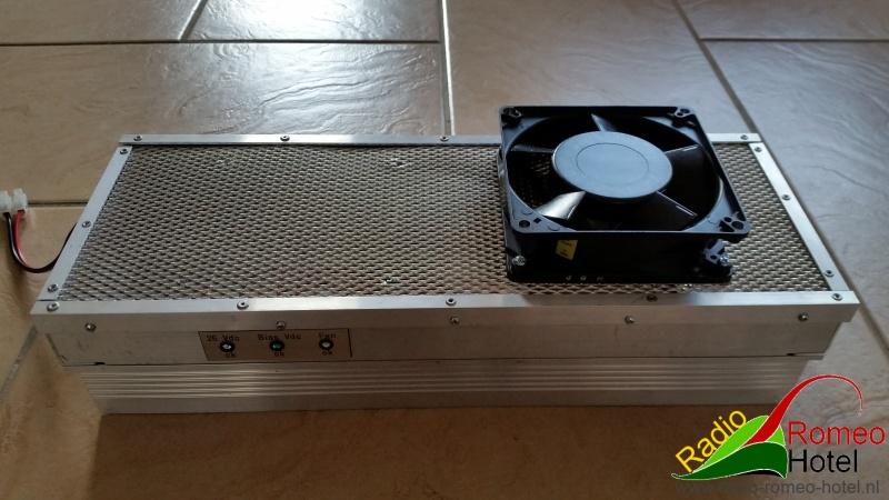 Het totale plaatje van een 35cm wideband amplifier