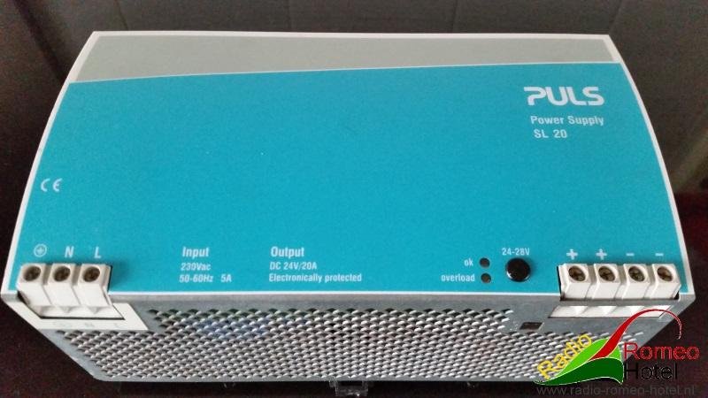 Puls SL 20-100 Power Supply