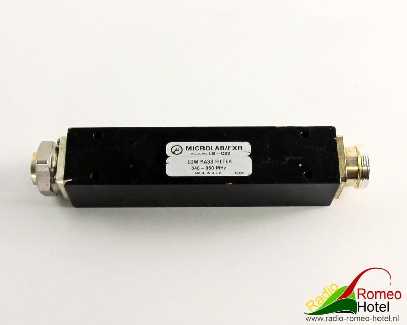 Microlab FXR Model LB C22 topview