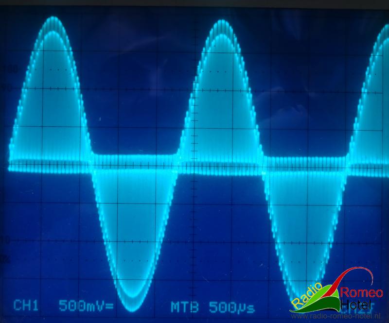 FRM stereocoder voor modificatie