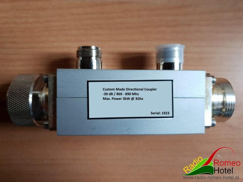 35cm directional coupler 3kW