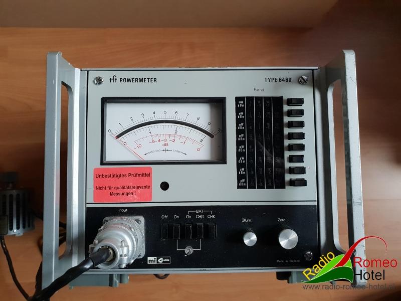 Marconi-tft-6460-rf-powermeter-3KW