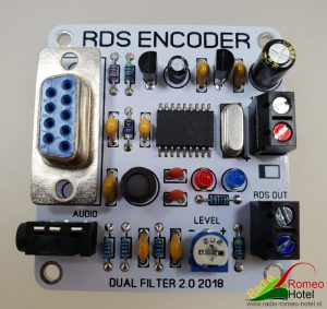 RDS-encoder-2.0 met dual filter