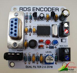 RDS-encoder-2.0 met dual filter